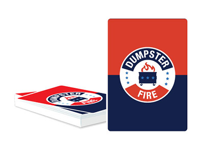 Dumpster Fire Card Game